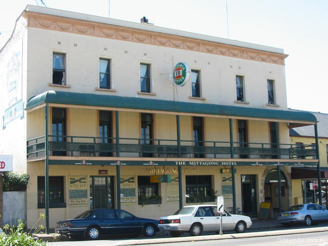 Mittagong Australia  city pictures gallery : Mittagong Hotel in Mittagong