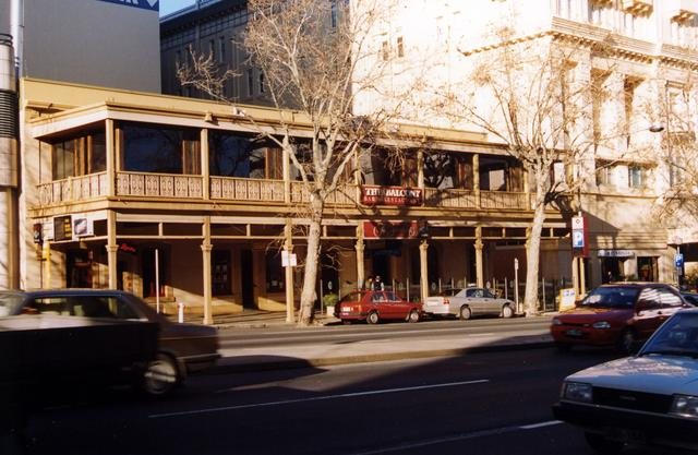 Strathmore hotel in city adelaide for 129 north terrace adelaide