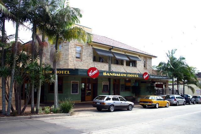 Bangalow Australia  city photos gallery : Bangalow HotelPhoto 05/12/2006. Photo and information submitted by Jon ...