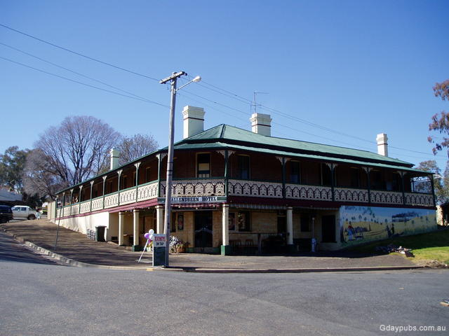Wallendbeen Australia  City pictures : Wallendbeen HotelPhoto 22/08/2008Photo submitted by Gary Pope, Many ...
