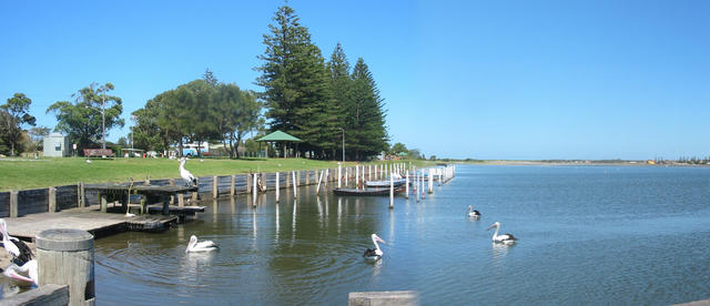 Lake illawarra wollongong