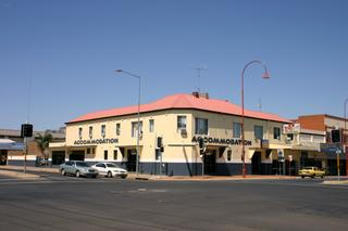 Former Imperial Hotel
