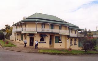 Former Court House Hotel