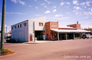 Commercial Hotel Longreach