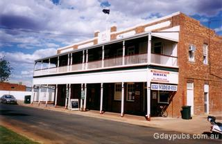 Former Brick Hotel Quilpie (The)