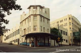 Former Pyrmont Bridge Road Hotel