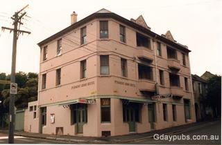 Former Pyrmont Arms Hotel