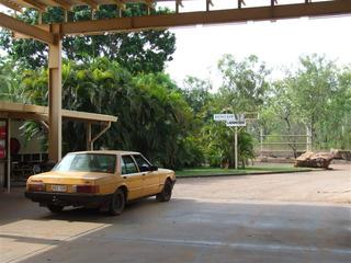 Rum Jungle Motor Inn and Hotel