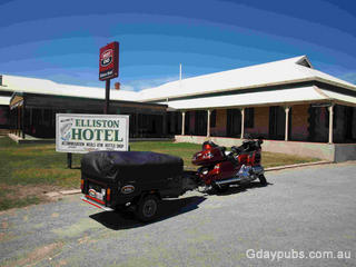 Elliston Hotel Motel