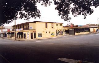 Former Port Lincoln Hotel