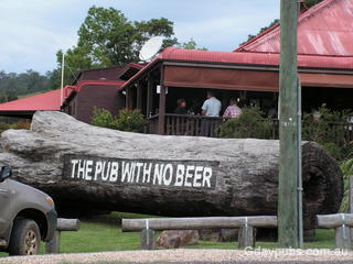Pub With No Beer Hotel