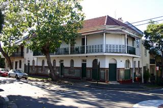 Former Park View Hotel