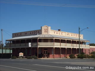 Former Vale of Avoca Hotel