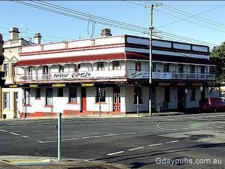 Former Chambers Hotel