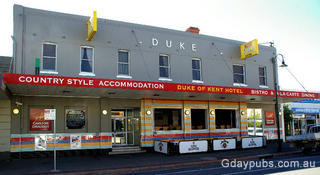 Duke of Kent Hotel