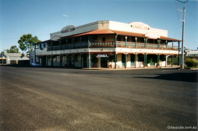 Grand Hotel Clermont Qld