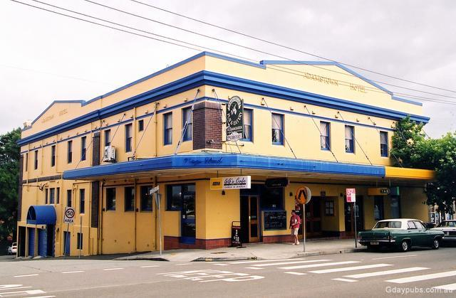 Nag S Head Hotel In Adamstown Newcastle New South Wales Gday