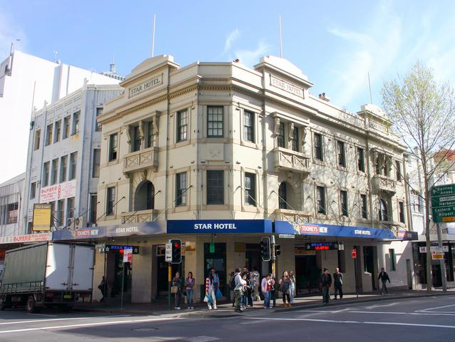 Hotels In City  Sydney