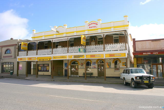 Hotels In Molong