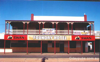 Former Foundry Hotel