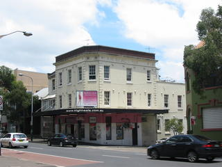Former Commonwealth Hotel