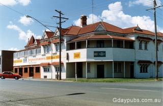 Former Pittsworth Hotel Tattersalls