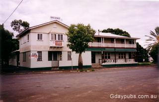Former King George Hotel