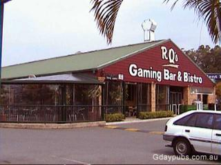 RQ's Gaming Bar & Bistro