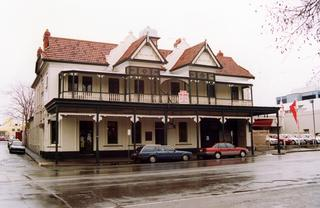 East End Exchange Hotel