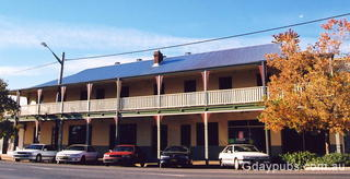 Former Carrington Hotel