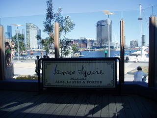 James Squire Brewhouse - Docklands