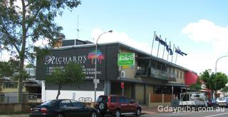 Richards on the Park Hotel