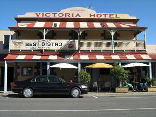 Victoria on the Park Hotel