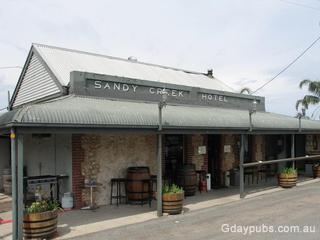 Sandy Creek Hotel