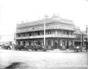 Captain Cook Hotel,